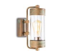 Lampada a parete con doppio braccioSILINDAR | Lampada da parete per esterno - MORETTI LUCE