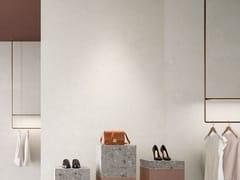 Pavimento/rivestimento in gres porcellanato effetto pietraSILVER GRAIN WHITE - ITALGRANITI