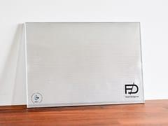 Pellicola perforata per vetri decorativiSILVER METALLIK 67 - FOCAL DESIGN