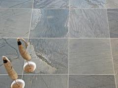 Pavimento/rivestimento in pietra naturale per interniSILVER SHINE POLISHED QUARTZITE - STONE AGE PVT. LTD.