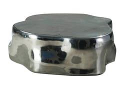 Tavolino basso in alluminioSILVER TREE | Tavolino - ROCHE BOBOIS