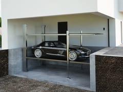 Sistema di parcheggio automaticoSINGLE PLATFORM - MODULO PARKING