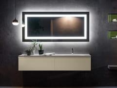 Mobile lavabo singolo sospeso con cassettiRIGA 18 | Mobile lavabo singolo - ARTELINEA