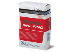 FASSA, SISMA NHL FINO Malta strutturale per sistemi FRCM