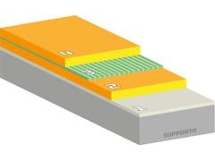Sistema impermeabilizzante acrilicoSistema MEMBRANA GOLD - CIMAR PRODUZIONE