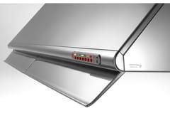 Cappa estraibile in acciaio inoxSEA - ALPES-INOX