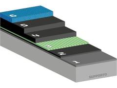 Sistema impermeabilizzante bituminosoSistema Calpestabile - CIMAR PRODUZIONE