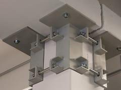 Sistema di vincolo trave – pilastroVincolo trave a T rovescio - pilastro - SERIANA EDILIZIA