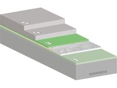 Sistema impermeabilizzante acrilicoSistema RESINFIBRA - CIMAR PRODUZIONE