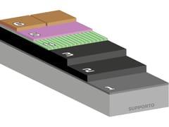 Sistema impermeabilizzante bituminosoSistema Sottopavimento - CIMAR PRODUZIONE