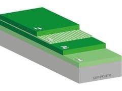 Sistema impermeabilizzante poliuretanicoSistema POLIGOLD - CIMAR PRODUZIONE