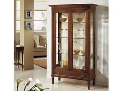 Vetrina in legno massello SIVIGLIA - Canaletto