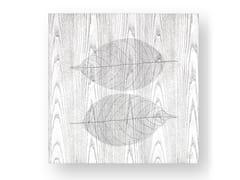 Quadro in legno intarsiato o stuccato SKELETON COLD - DOLCEVITA NATURE