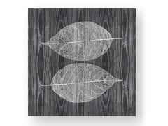 Quadro in legno intarsiato o stuccato SKELETON COLORS - DOLCEVITA NATURE