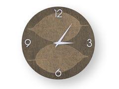 Orologio da parete in legno intarsiato o stuccato SKELETON WARM | Orologio - DOLCEVITA NATURE