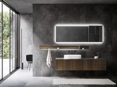 Mobile lavabo singolo con porta asciugamaniSKY 01 - ARBI ARREDOBAGNO