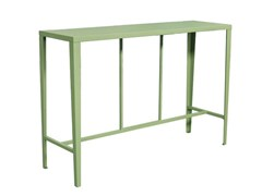 Tavolo alto da giardino in metalloSKYLINE | Tavolo alto - VERMOBIL