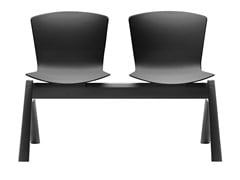 Seduta su barra a pavimento in polipropileneSLAM | Seduta su barra - SELLEX