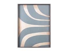 Vassoio rettangolare in legnoSLATE CURVES - NOTRE MONDE