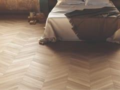 EmilCeramica, SLEEK WOOD BEIGE Pavimento/rivestimento in gres porcellanato effetto legno