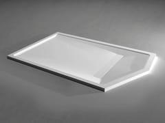 Piatto doccia in Solid SurfaceSLIM CUSTOM - RELAX