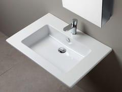 Lavabo rettangolare singolo SLIM | Lavabo singolo - Slim