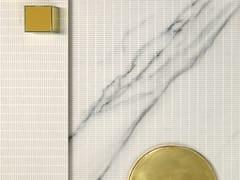 LEA CERAMICHE, SLIMTECH FILIGRANE STATUARIO Pavimento/rivestimento antibatterico effetto marmo
