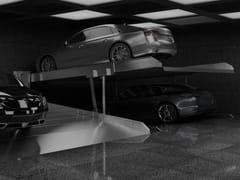 Sistema di parcheggio automaticoSLOPE - MODULO PARKING