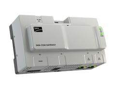 Sistema di monitoraggio per impianto fotovoltaicoSMA COM - GATEWAY - SMA ITALIA