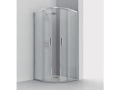 RELAX, SMART R2-S Box doccia semicircolare