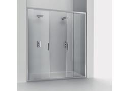 RELAX, SMART SC2 Box doccia a due posti a nicchia