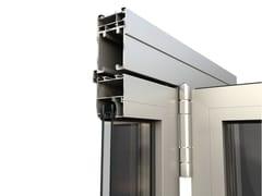 Vetrata pieghevole con struttura in alluminioSMARTIA M9800 - ALUMIL