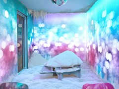Snow Room CUSTOM DESIGN - TECHNOALPIN