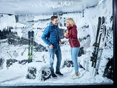 Snow RoomROCK DESIGN FOR RETAIL - TECHNOALPIN