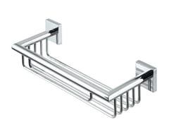 Portasapone a muro in metallo per docciaNELIO | Portasapone per doccia - GEESA