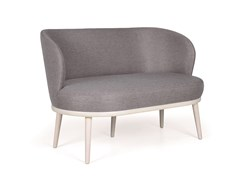 Divano in tessuto a 2 postiAUDREY DOUBLE - FENABEL - THE HEART OF SEATING