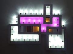 Lampada da parete a LED in legno SOFONISBA - Amplifica