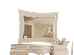 Specchio rettangolare in legno con cornice da pareteSOGNI D'AMORE | Specchio da parete - BARNINI OSEO