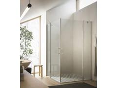 Box doccia angolare in cristallo SOHO MD - Showering