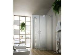 Box doccia semicircolare SOHO MR - Showering