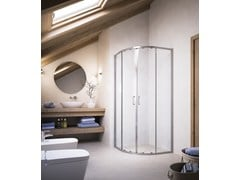 Box doccia angolare SOHO MY - Showering