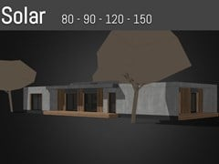 Casa prefabbricataSOLAR - POPUP HOUSE
