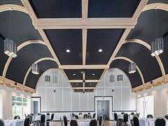 Solaris Tende, SOLAR SOUNDS Rivestimento acustico per soffitti e pareti