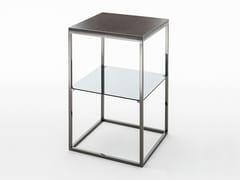 Tavolino / comodino in marmo SOLFERINO | Tavolino di servizio - Milano Collection