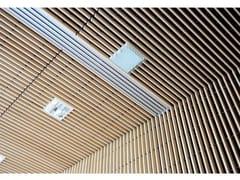 Grigliato in legno masselloGRIGLIATO IN LEGNO MASSELLO - HUNTERDOUGLAS ITALY