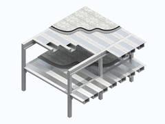 Solaio prefabbricato in cemento armato precompressoSOLMAN - MANINI PREFABBRICATI