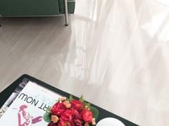 Pavimento/rivestimento in gres porcellanato effetto marmo SOUL BONE - URBATEK - Grès Porcellanato