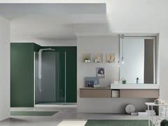 Sistema bagno componibileSOUL - COMPOSIZIONE 04 - ARCOM