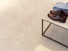 Pavimento/rivestimento in gres porcellanato effetto marmo SOUL SAND - URBATEK - Grès Porcellanato