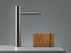 Miscelatore per lavabo da piano in acciaio inox SOURCE 12 02 - Source